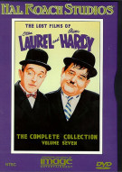 Lost Films Of Laurel & Hardy #7 Movie