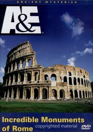 Ancient Mysteries: Incredible Monuments Of Rome Movie
