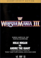 WWE: Wrestlemania III Movie