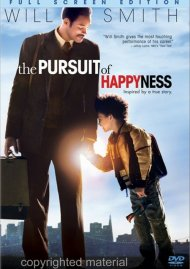 Pursuit Of Happyness, The (Fullscreen) Movie