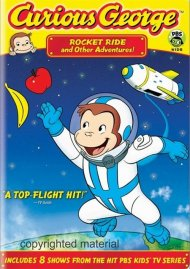 Curious George: Rocket Ride And Other Adventures Movie