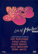 Yes: Live At Montreux 2003 Movie