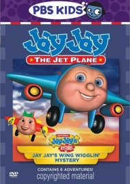 Jay Jay The Jet Plane: Jay Jays Wing Wigglin Mystery Movie