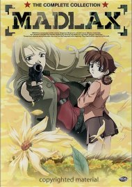 Madlax: Complete Collection Movie