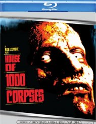 House Of 1000 Corpses Blu-ray