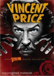 Vincent Price: MGM Scream Legends Collection Movie