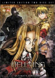 Hellsing Ultimate: Volume 3 - Limited Edition Movie