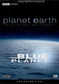 Planet Earth: The Complete Collection / The Blue Planet: Seas Of Life - Special Edition Movie