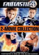 Fantastic Four: 2 Movie Collection Movie