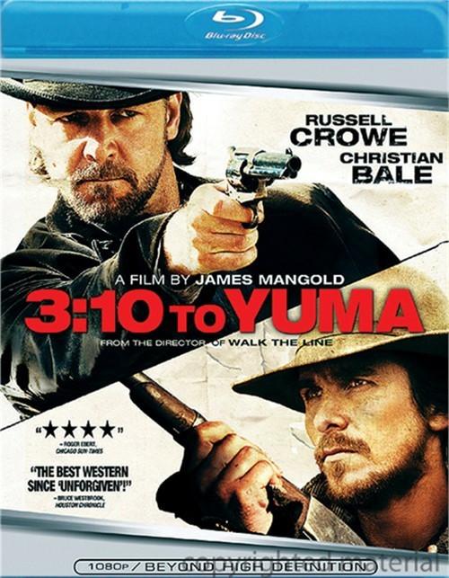 3:10 To Yuma Blu-ray