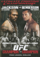 UFC 75: Champion Vs. Champion Movie