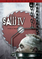 Saw IV (Widescreen) Movie