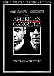 American Gangster: 2 Disc Unrated Extended Edition Movie
