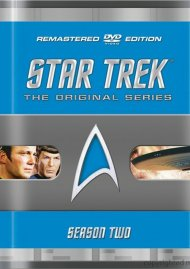 Star Trek: The Original Series - The Complete Second Season (Remastered) Movie