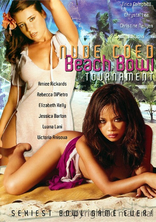 Nude Coed Beach Bowl Tournament Movie