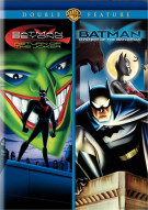 Batman Beyond: The Return Of The Joker / Batman: Mystery Of The Batwoman (Double Feature) Movie