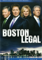 Boston Legal: Season Four (Repackage) Movie