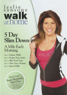 Leslie Sansone: Walk At Home - 5 Day Slim Down Movie