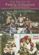 British TV Family Collection: Three Historical Period Classics Movie