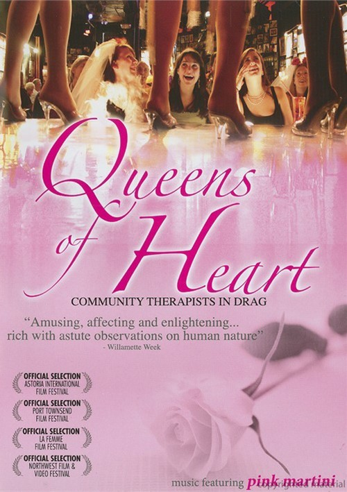 Queens Of Heart: Community Therapists In Drag Movie