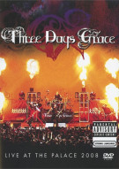 Three Days Grace: Live At The Palace Movie