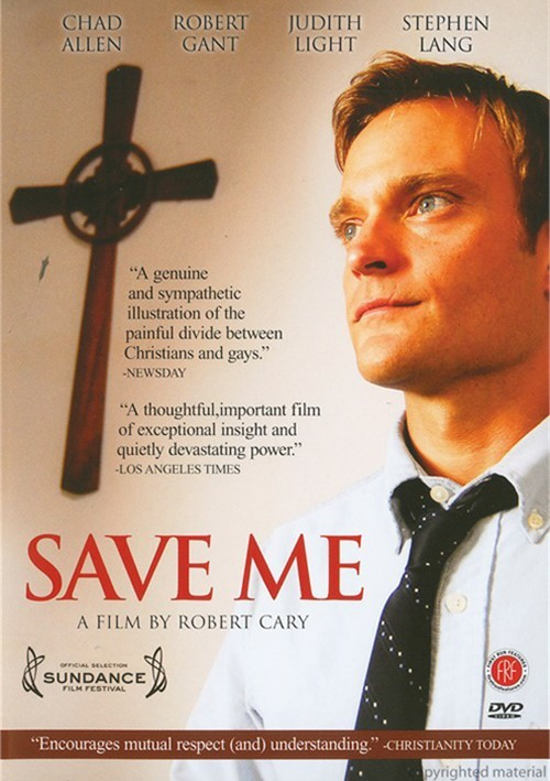 Save Me (Alternative Cover Art) Movie