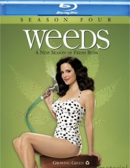 Weeds: Season Four Blu-ray