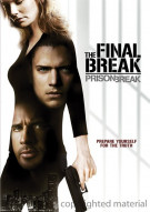Prison Break: The Final Break Movie