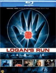 Logans Run Blu-ray