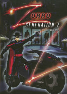 Zorro: Generation Z - Volume 4 Movie