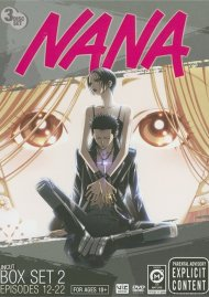 Nana: Box Set 2 Movie
