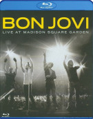 Bon Jovi: Live At Madison Square Garden Blu-ray