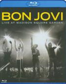 Bon Jovi: Live At Madison Square Garden Blu-ray