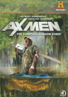 Ax Men: The Complete Season Three Movie