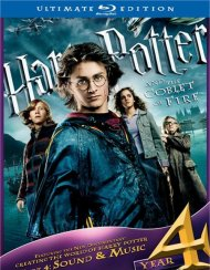 Harry Potter And The Goblet Of Fire: Ultimate Edition Blu-ray