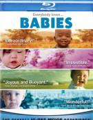 Babies Blu-ray