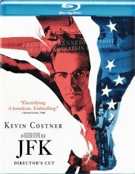 JFK: Directors Cut Blu-ray
