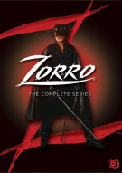Zorro: The Complete Series Movie