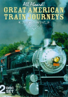 American Train Journeys (Collectors Tin) Movie