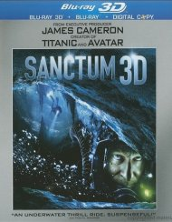 Sanctum 3D (Blu-ray 3D + Blu-ray + Digital Copy) Blu-ray