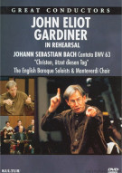 John Eliot Gardiner In Rehearsal Movie