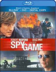 Spy Game (Blu-ray + DVD + Digital Copy) Blu-ray