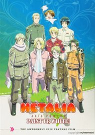 Hetalia Axis Powers: Paint It, White - The Movie (Limited Edition) Movie