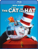 Dr. Seuss The Cat In The Hat Blu-ray