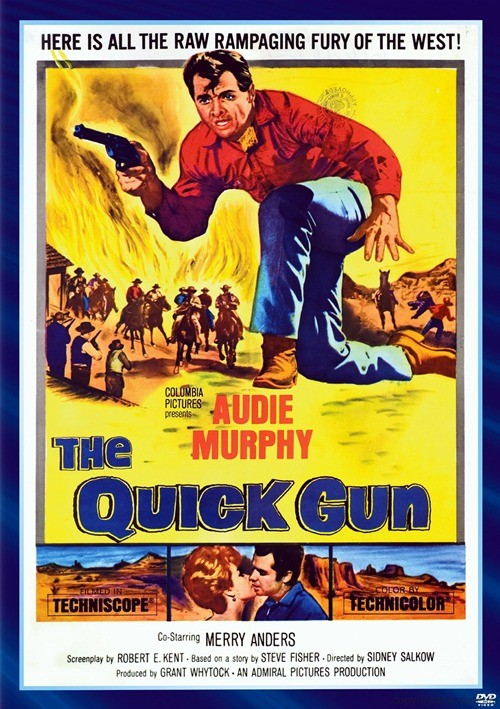 Quick Gun, The Movie