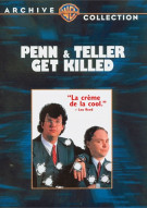 Penn & Teller Get Killed Movie
