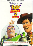 Toy Story/ Toy Story 2 (2-Disc DVD Set) Movie