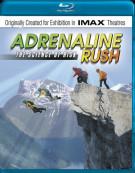 IMAX: Adrenaline Rush Blu-ray
