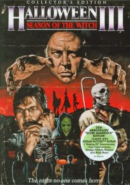 Halloween III: Season Of The Witch -  Collectors Edition Movie