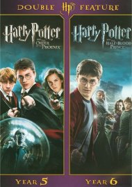 Harry Potter: Years 5 & 6 (Double Feature) Movie